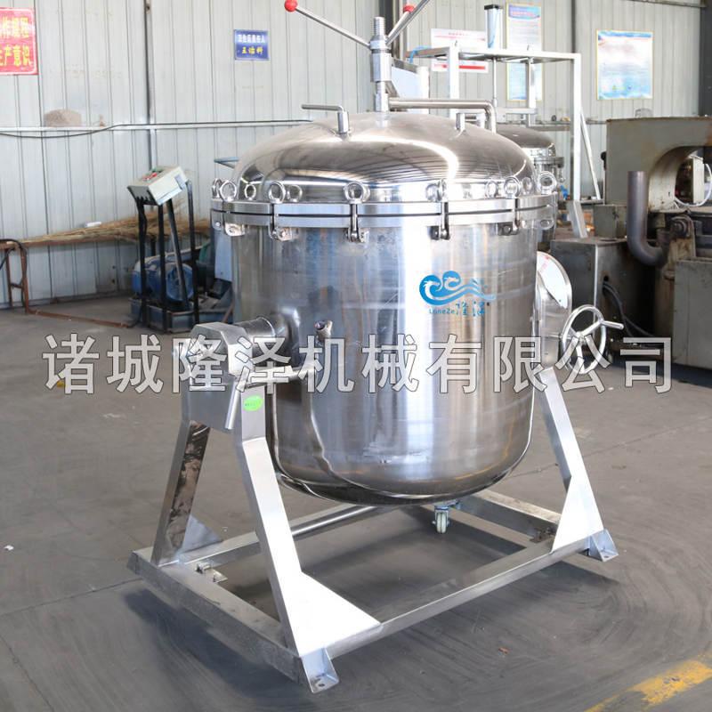 豆子蒸煮锅 黄豆蒸豆机 (2)